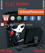 Anatomy theme screenshot