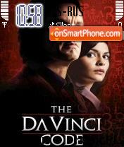 The Da Vinci Code 01 es el tema de pantalla