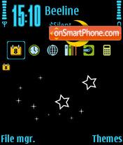 Good Night 01 theme screenshot