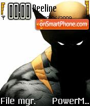 Wolverine 06 theme screenshot