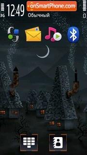 Music Village 01 tema screenshot