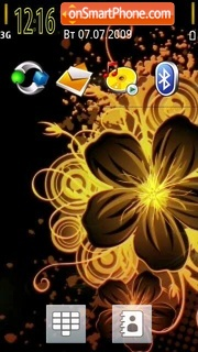 Flowers 13 Theme-Screenshot