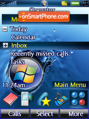 Win Vista 02 theme screenshot