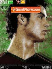 C Ronaldo Manchester es el tema de pantalla