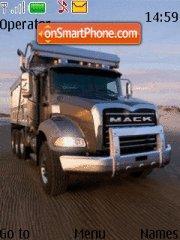 Cargo Truck theme screenshot