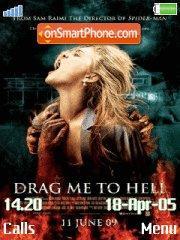 Drag Me To Hell es el tema de pantalla