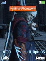 Devil May Cry 4 es el tema de pantalla