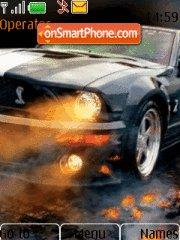 Ford Shelby Mustang Theme-Screenshot