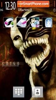 Ichigo V2 01 es el tema de pantalla
