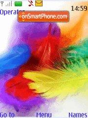 Love Colorfull es el tema de pantalla