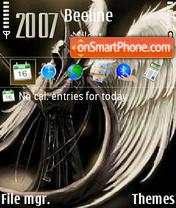 Angels 03 theme screenshot