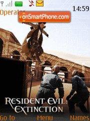 Resident Evil 3 es el tema de pantalla
