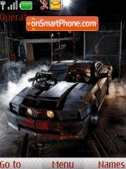 Death Race 02 theme screenshot