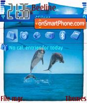 Скриншот темы Panorama s60v3