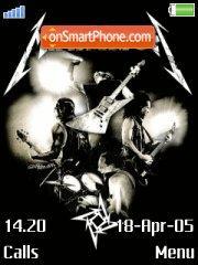 Metallica V2 es el tema de pantalla