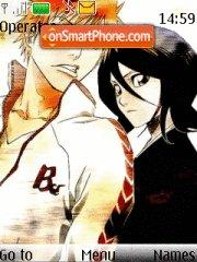 Bleach 13 theme screenshot