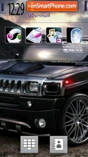 Hummer H2 03 Theme-Screenshot