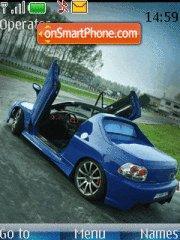 Honda Concept 01 es el tema de pantalla