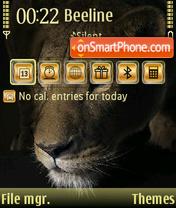 Leo 08 theme screenshot
