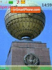 Tashkent es el tema de pantalla