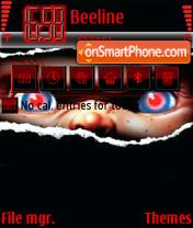 Capture d'écran Chucky 02 thème