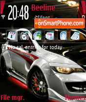 Honda 353 theme screenshot