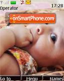 Baby Eraash SWF theme screenshot