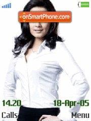 Minissha lamba tema screenshot