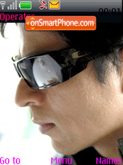 Don Shahrukh Khan theme screenshot