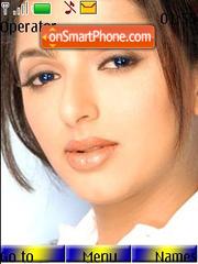 Bhoomika Chawla Theme-Screenshot