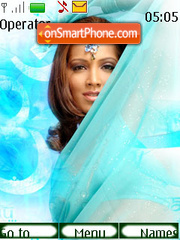 Meghna Naidu theme screenshot