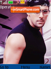 Salman Khan theme screenshot