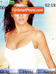 Sushmita Sen Theme-Screenshot