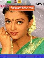 Aishwarya Rai es el tema de pantalla
