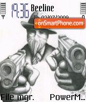 Gangster 02 es el tema de pantalla