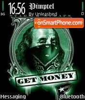 Get Money theme screenshot