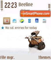 Wall E 02 theme screenshot