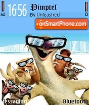 Ice Gang es el tema de pantalla