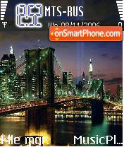 New York es el tema de pantalla