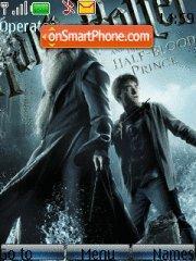 Harry Potter 6 01 es el tema de pantalla