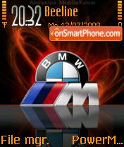 Скриншот темы Bmw Logo 04