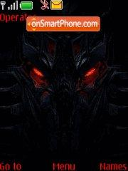 Transformers 2 02 theme screenshot
