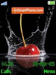 Cherry tema screenshot