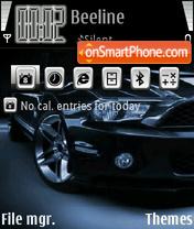 Mustang 14 theme screenshot