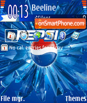 Pepsi 06 theme screenshot