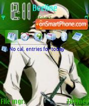 Ulkiorra theme screenshot