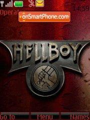 Hellboy es el tema de pantalla