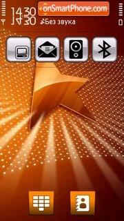 Star 01 tema screenshot