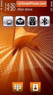 Star 01 theme screenshot