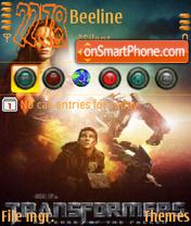 Capture d'écran Transformers 2 03 thème